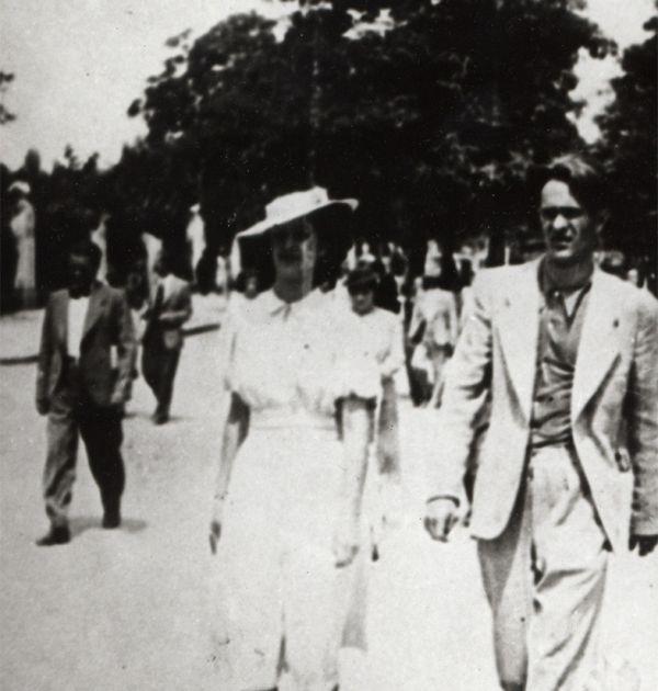 Никола и Бойка Вапцарови, 1938 г. Държател Институт за литература – БАН