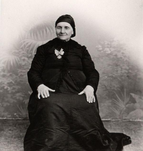 Иванка Ботева – майката на Христо Ботев. Държател Институт за литература – БАН