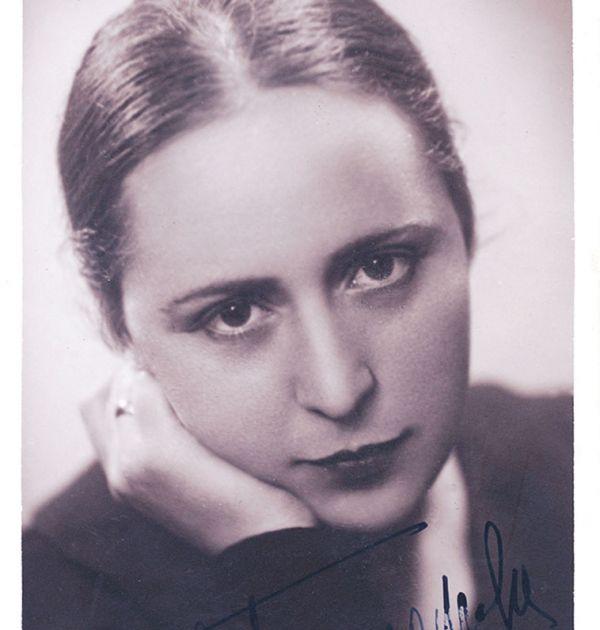 Фани Попова-Мутафова, 1936 г., София