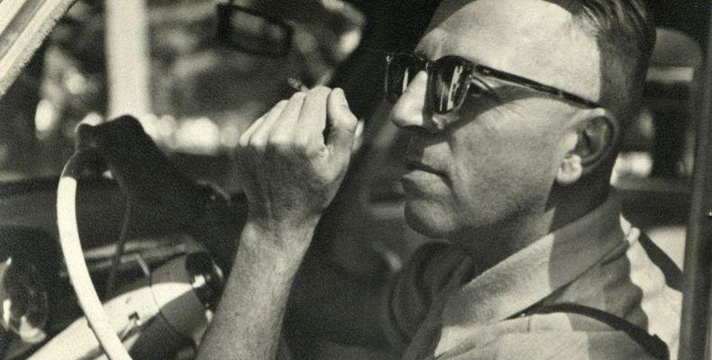 Димитър Димов пътува към Щъркелово гнездо, 1962 г. 4(4). Държател Национален литературен музей