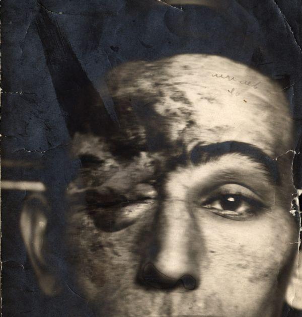Гео Милев след раняването му на фронта 4(4). Държател Институт за литература – БАН